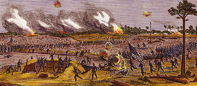 military conflicts around mobile during the war between the states